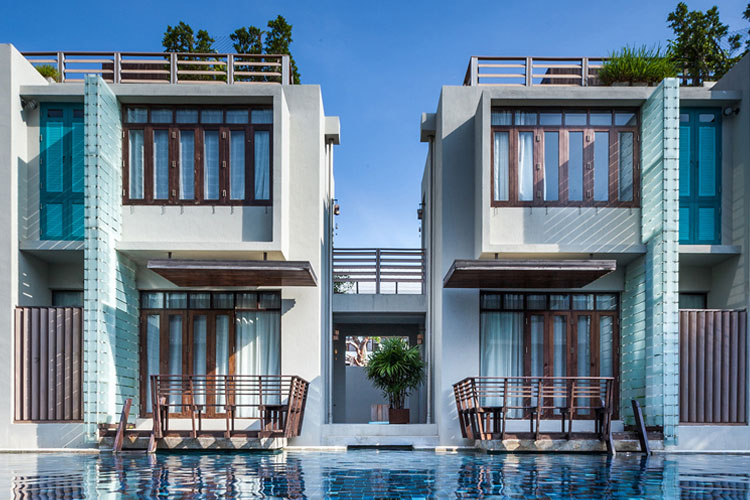 Let 39 s sea hua hin al fresco resort a boutique hotel in for Design hotel hua hin