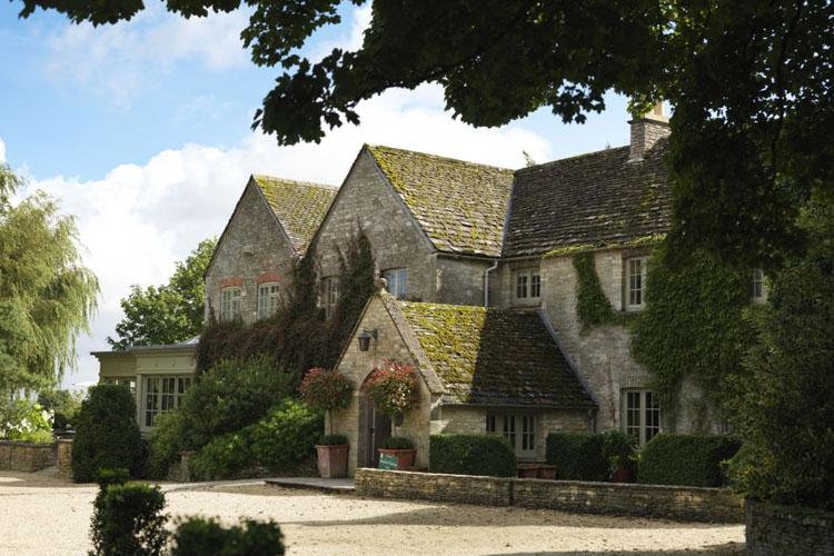 Facade - Calcot Manor Hotel - Tetbury