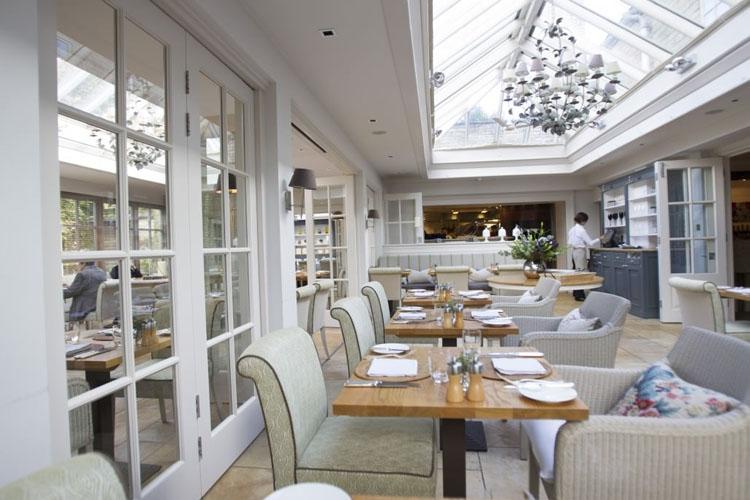Dining Room - Calcot Manor Hotel - Tetbury