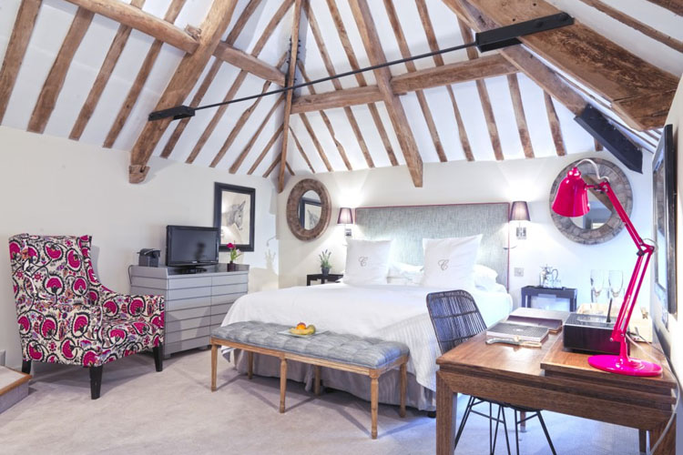 Large Standard Room - Calcot Manor Hotel - Tetbury