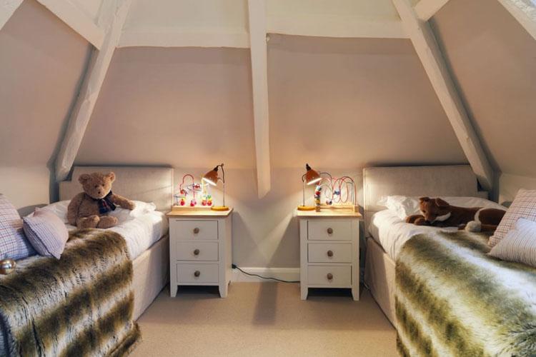 Deluxe Family Suite - Calcot Manor Hotel - Tetbury