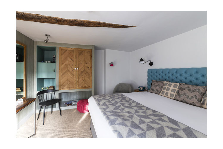 Double Room 18 - The Old Stocks Inn - Stow on the Wold