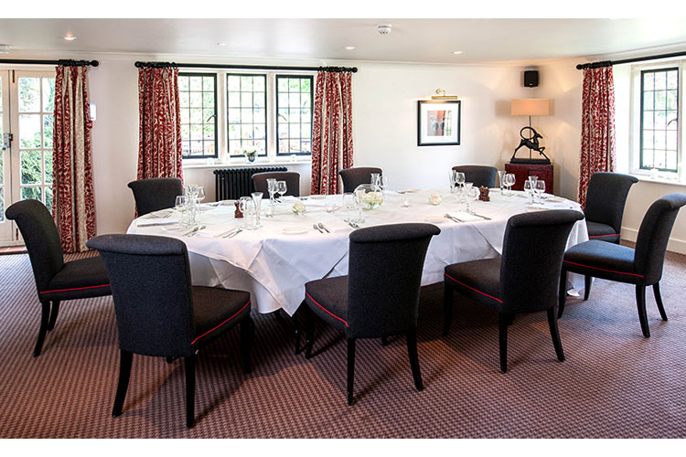Business Room - The Slaughters Country Inn - Lower Slaughter