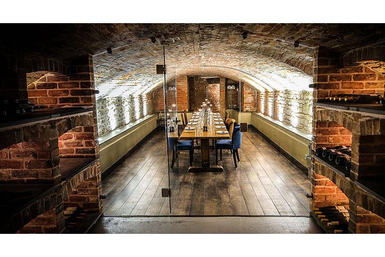 Cellar - Kings Head Hotel - Cirencester