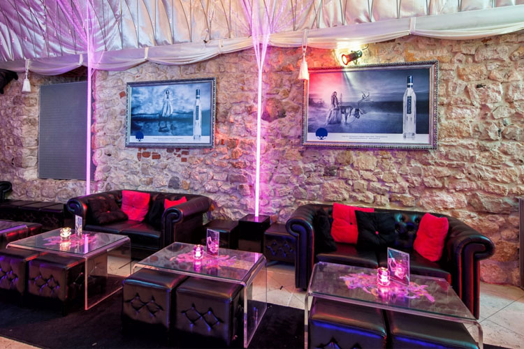 Restaurant - The Bonerowski Palace - Cracow