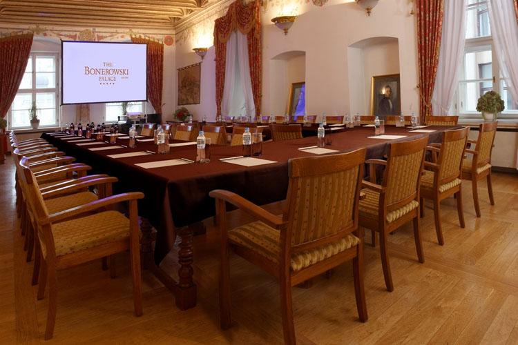 Royal Room - The Bonerowski Palace - Cracow