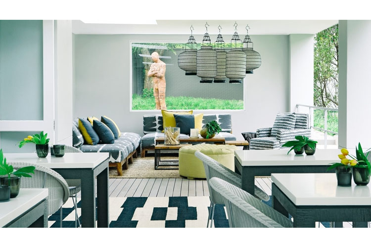 Lounge - AtholPlace Hotel & Villa - Johannesburg