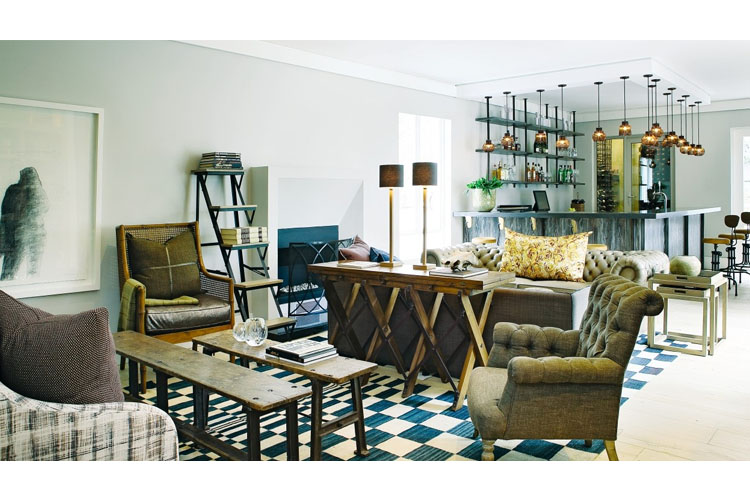 Lobby - AtholPlace Hotel & Villa - Johannesburg