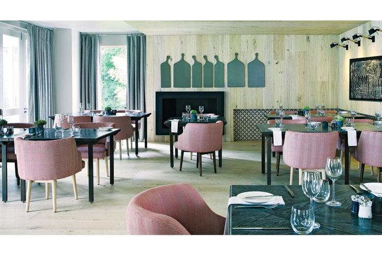 Restaurant - AtholPlace Hotel & Villa - Johannesburg