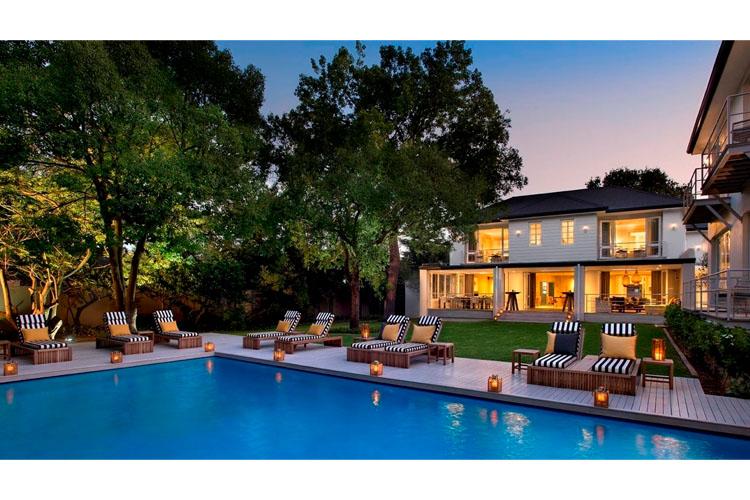 Hotel - Facade - AtholPlace Hotel & Villa - Johannesburg