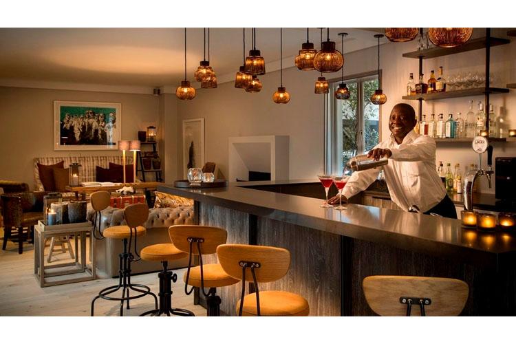 Hotel - Lobby - AtholPlace Hotel & Villa - Johannesburg