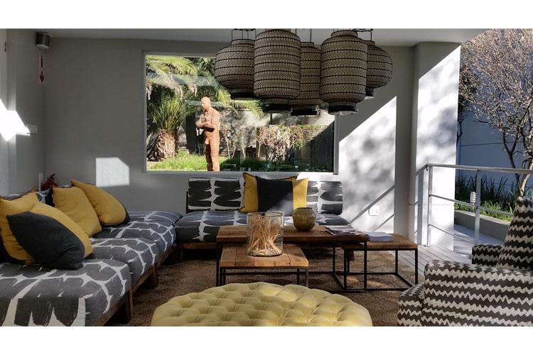 Hotel - Lounge - AtholPlace Hotel & Villa - Johannesburg