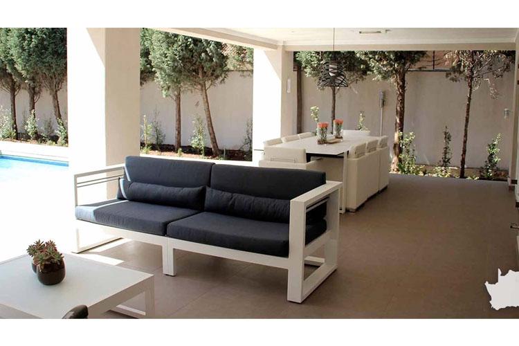 Villa - Terrace - AtholPlace Hotel & Villa - Johannesburg