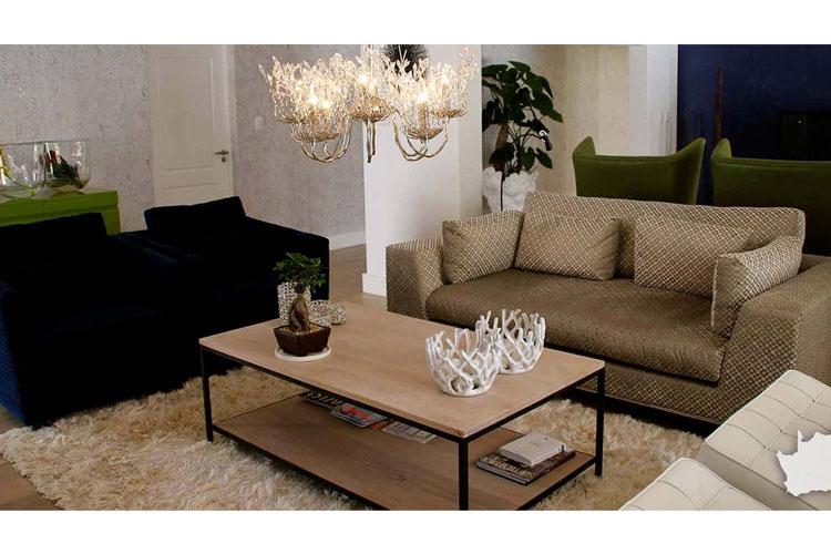 Villa - Living Room - AtholPlace Hotel & Villa - Johannesburg