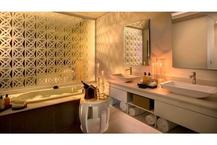Villa - Bathroom - AtholPlace Hotel & Villa - Johannesburg