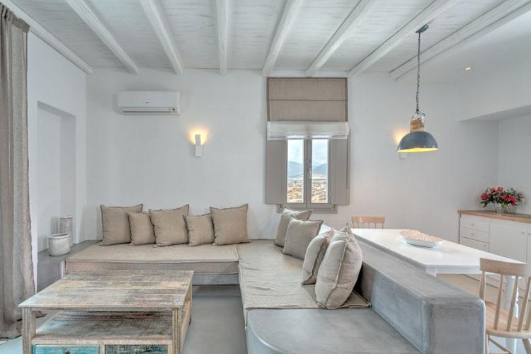 Common Area - Hotel Papadakis - Naoussa