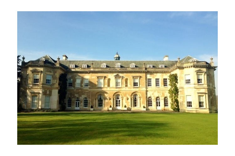 Facade - Hartwell House & Spa - Aylesbury