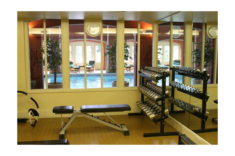 Gym - Hartwell House & Spa - Aylesbury