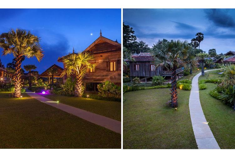 Sala lodges h tel boutique siem reap for Great little hotels