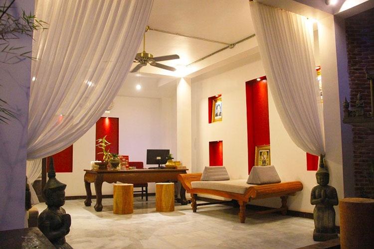 Reception - Cambana d'Angkor Suites - Siem Reap