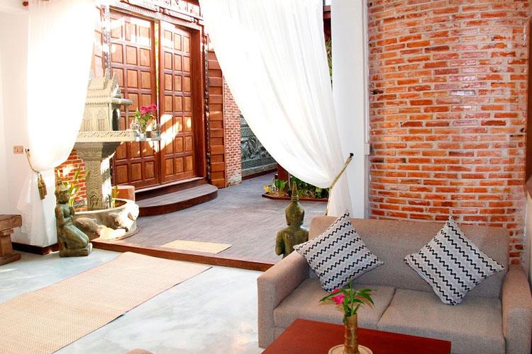 Common Area - Cambana d'Angkor Suites - Siem Reap