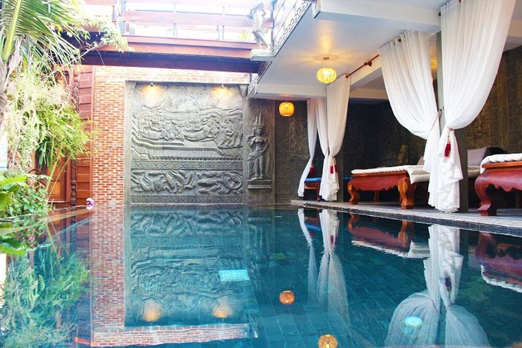 Pool - Cambana d'Angkor Suites - Siem Reap