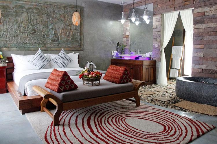 Double Room - Cambana d'Angkor Suites - Siem Reap