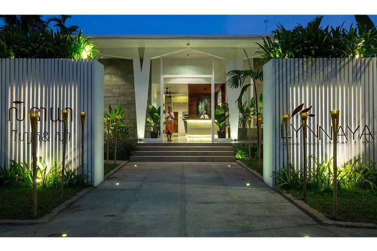 Facade - Lynnaya Urban River Resort - Siem Reap