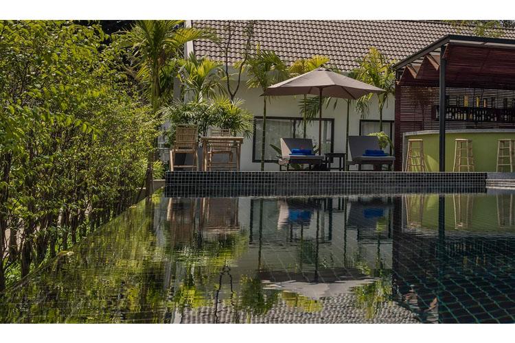 Pool - Lynnaya Urban River Resort - Siem Reap