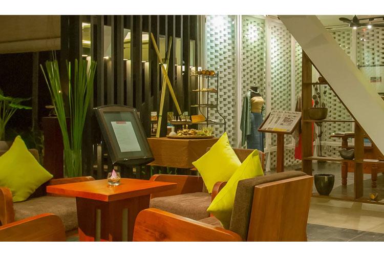 Lobby - Lynnaya Urban River Resort - Siem Reap