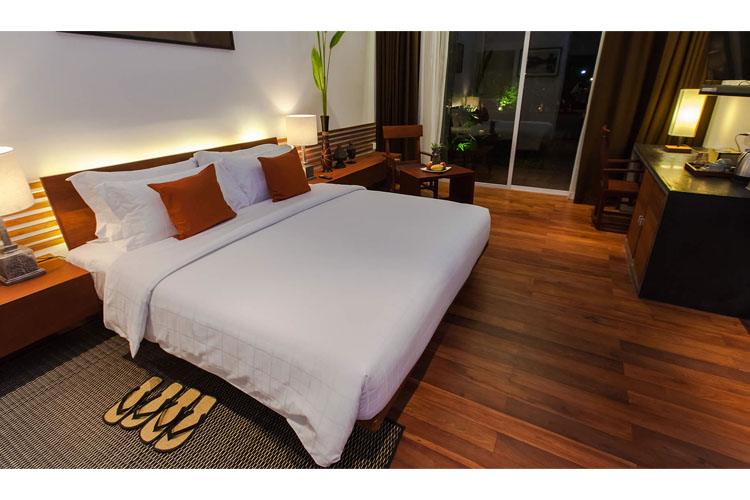 Superior Double Room - Lynnaya Urban River Resort - Siem Reap