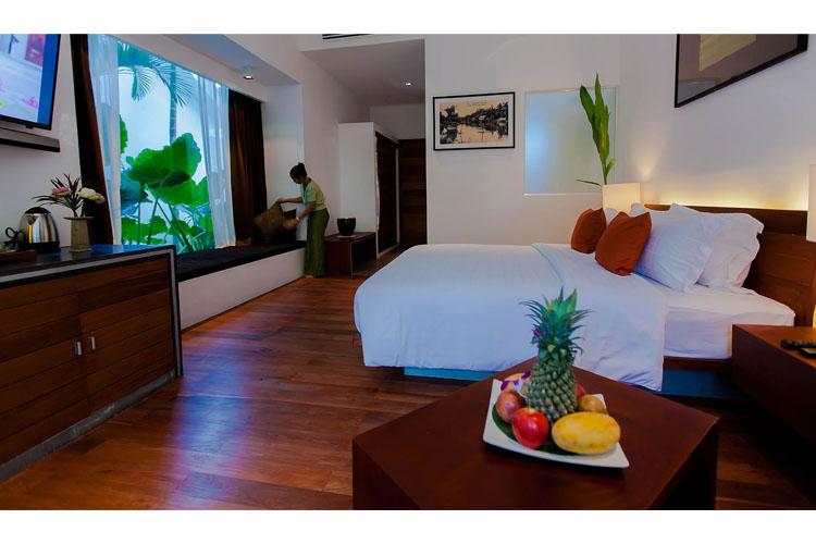 Double Bungalow - Lynnaya Urban River Resort - Siem Reap