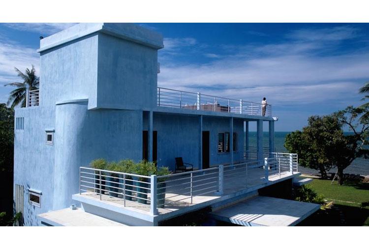 Blue Villa - Knai Bang Chatt - Kep