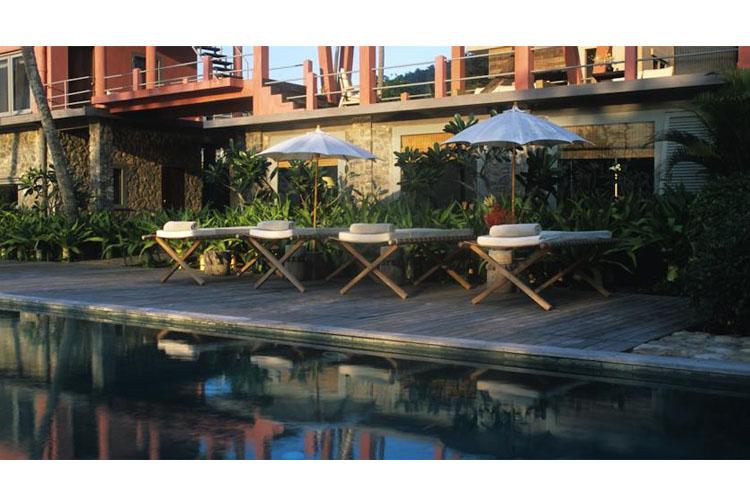 Pool - Knai Bang Chatt - Kep