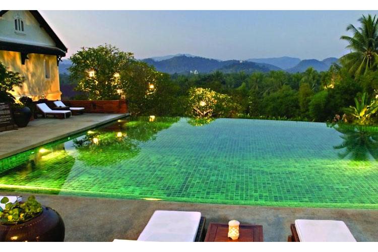 Pool - Belmond la Residence Phou Vao - Luang Prabang