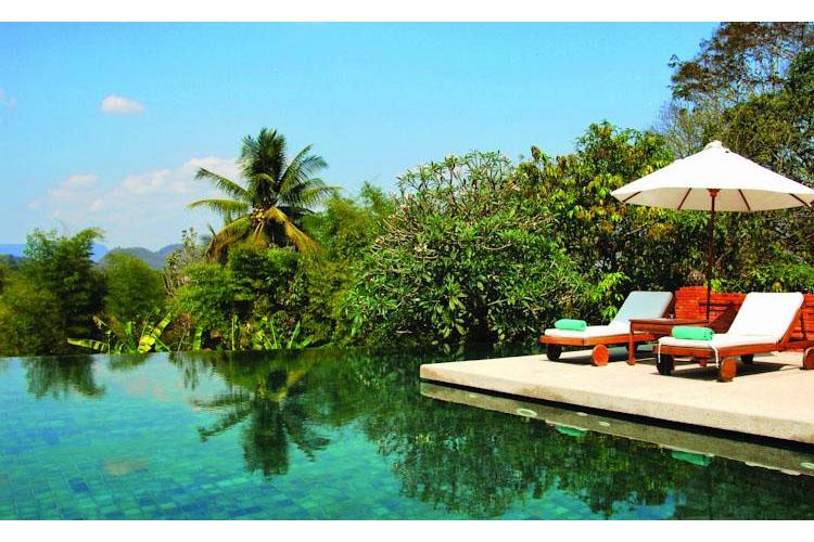 Private Pool - Belmond la Residence Phou Vao - Luang Prabang