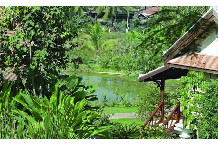 Garden - Belmond la Residence Phou Vao - Luang Prabang