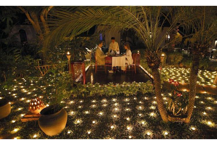 Private Dining - Belmond la Residence Phou Vao - Luang Prabang