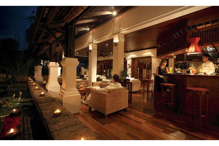 Lobby - Belmond la Residence Phou Vao - Luang Prabang