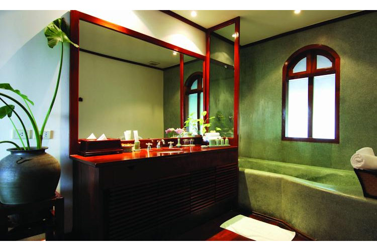 Bathroom - Belmond la Residence Phou Vao - Luang Prabang