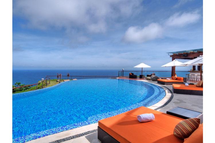 Pool - The Edge Bali - Uluwatu