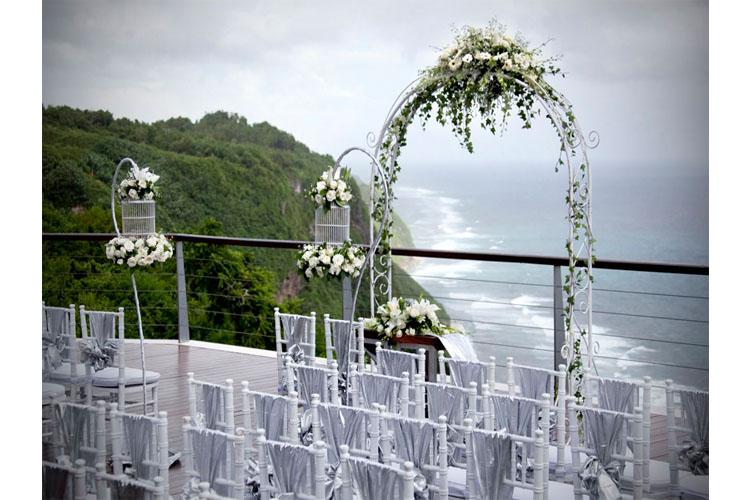 Weeding Place - The Edge Bali - Uluwatu