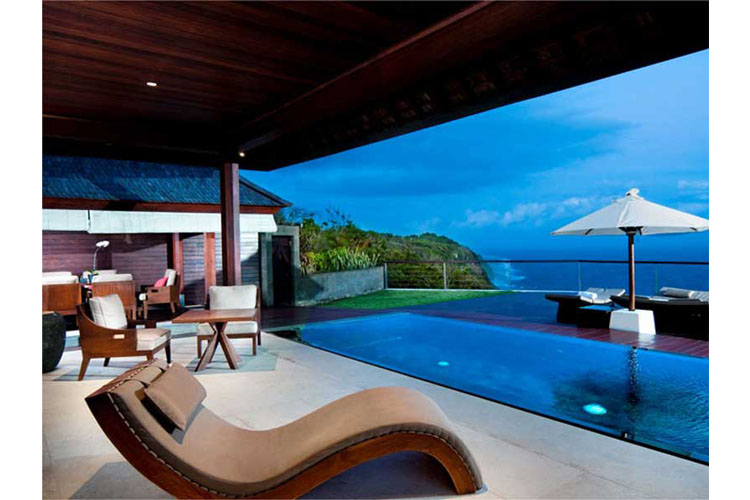 The villa  - The Edge Bali - Uluwatu