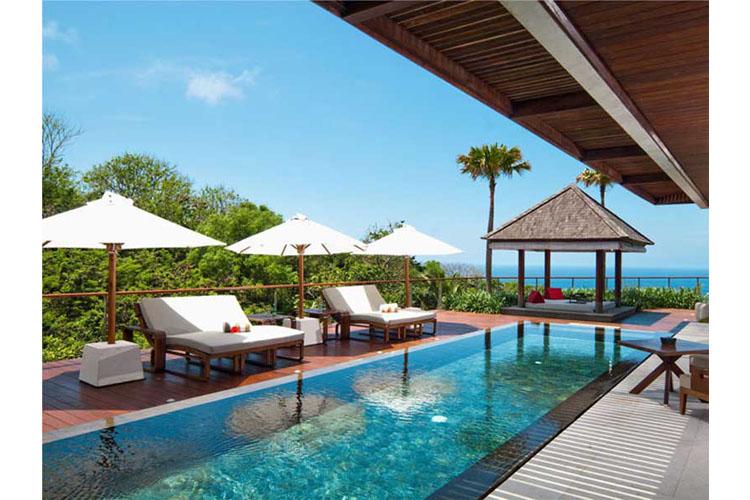 The Mood Villa Pool - The Edge Bali - Uluwatu