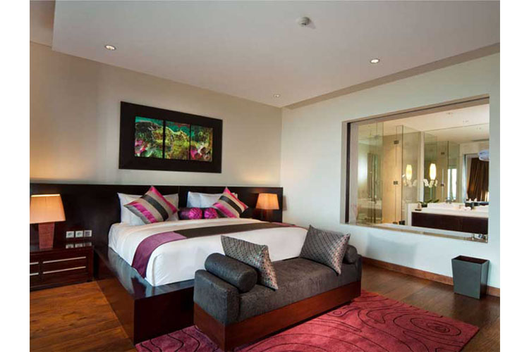 The Cliff Villa Double Room - The Edge Bali - Uluwatu