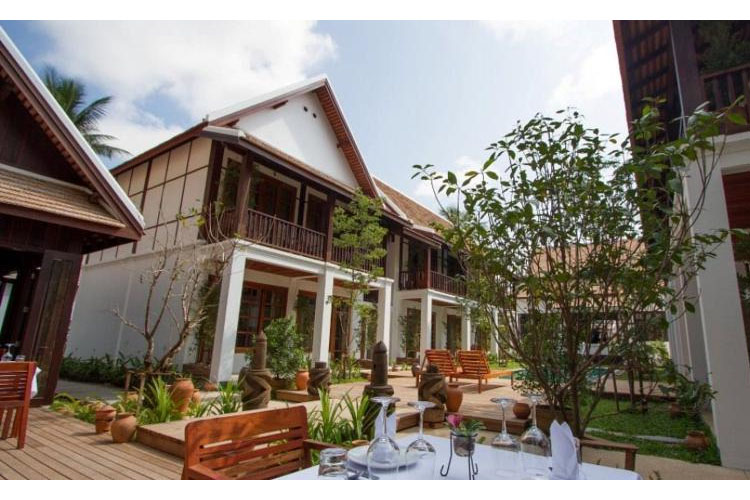 Le sen boutique hotel h tel boutique luang prabang for Le boutique hotel