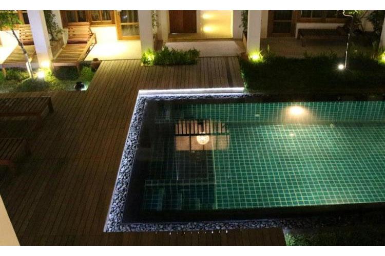 Pool - Le Sen Boutique Hotel - Luang Prabang