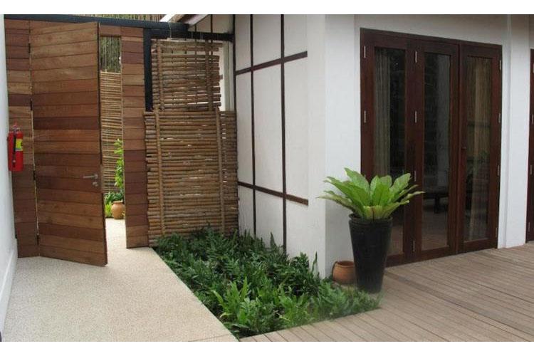 Entrance - Le Sen Boutique Hotel - Luang Prabang