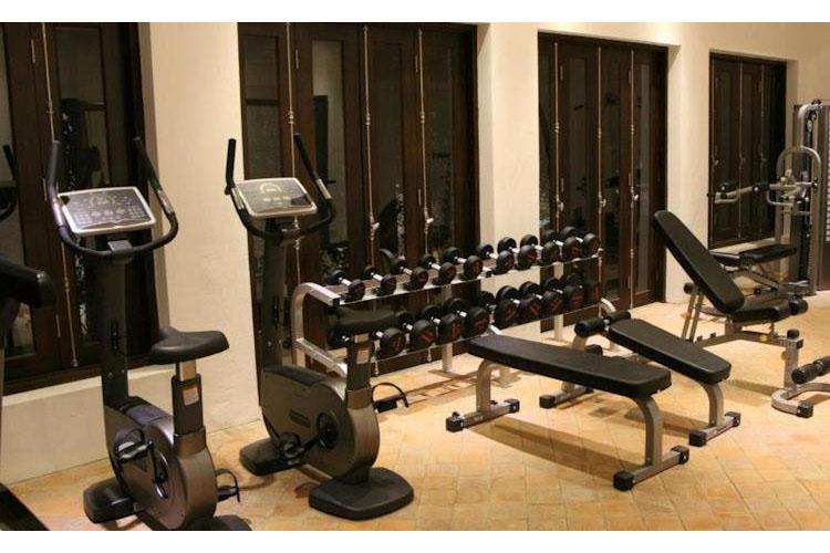 Gym - Le Sen Boutique Hotel - Luang Prabang
