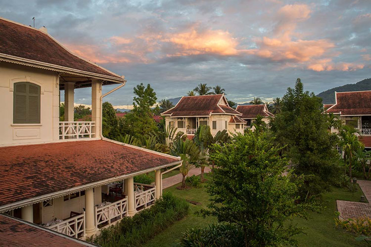 Exterior - The Luang Say Residence - Luang Prabang